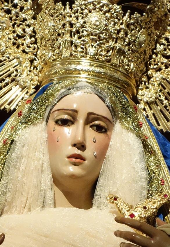 Nuestra Señora en su Soledad