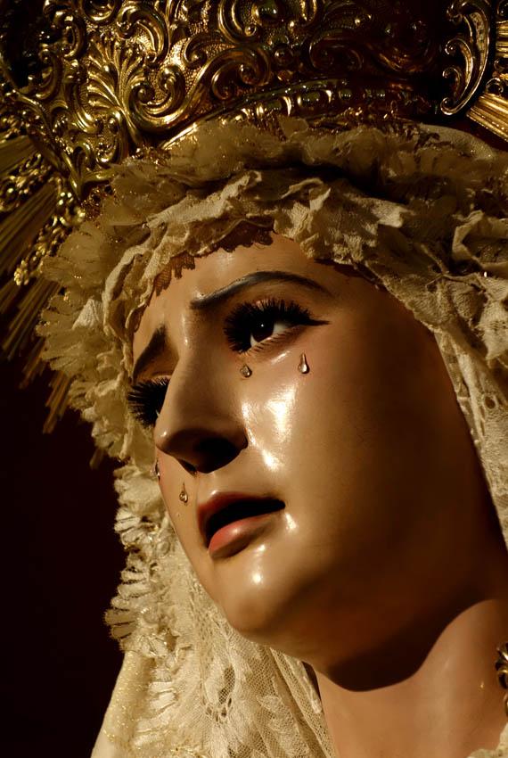 María Santísima del Rocío y Esperanza