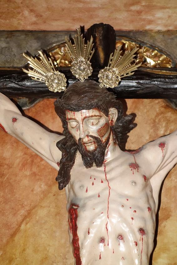 Santísimo Cristo de Jerusalén y Buen Viaje