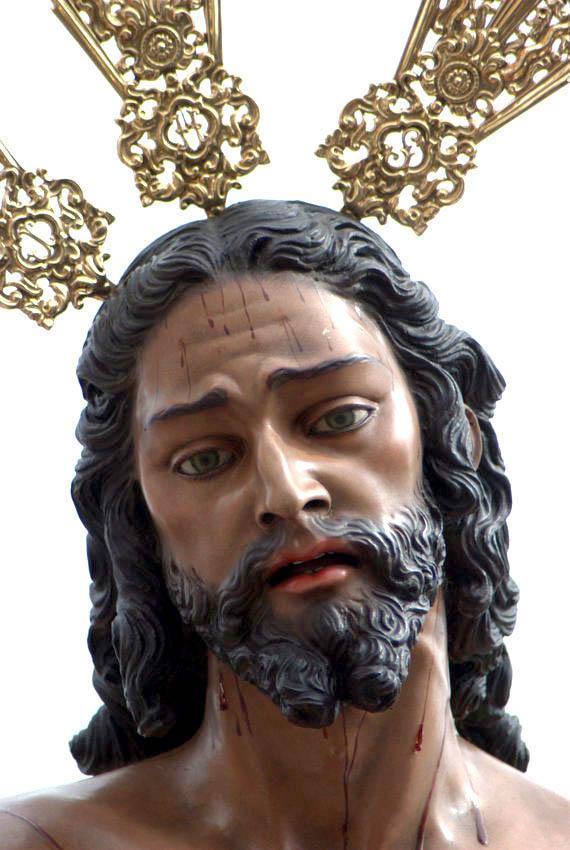 Nuestro Padre Jesús de la Sentencia en su Presentación al Pueblo