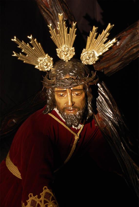 Nuestro Padre Jes�s de las Penas en sus Tres Ca�das
